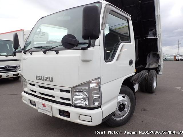 Isuzu/ELF TRUCK/2008/N2017080357MHA-3 / Japanese Used Cars