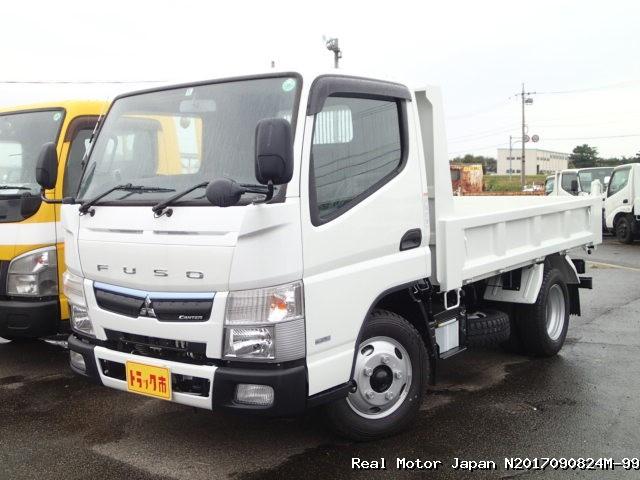 Mitsubishi/CANTER/2017/N2017090824MHA-3 / Japanese Used Cars