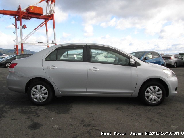 Toyota Belta 2010 Rk2017100373m 8 Japanese Used Cars Real
