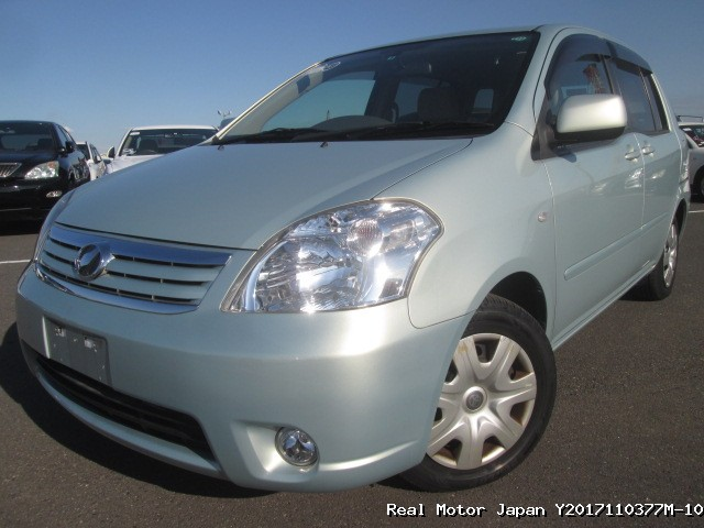 Toyota/RAUM/2008/Y2017110377M-10 / Japanese Used Cars   Real