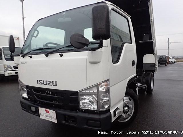 Isuzu/ELF TRUCK/2017/N2017110654MAC-3 / Japanese Used Cars
