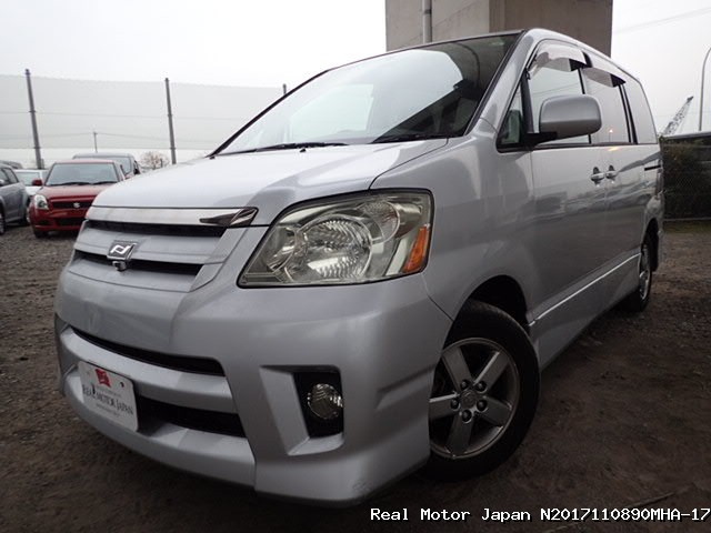 Toyota Noah 2005 N2017110890mha 17 Japanese Used Cars Real Motor