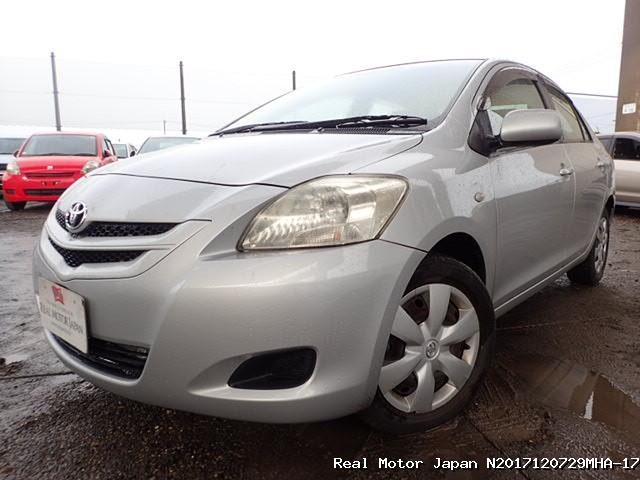 toyota belta 2006 n2017120729mha 17 japanese used cars real rh realmotor jp Toyota Sienna Yokohama Toyota Belta 2006