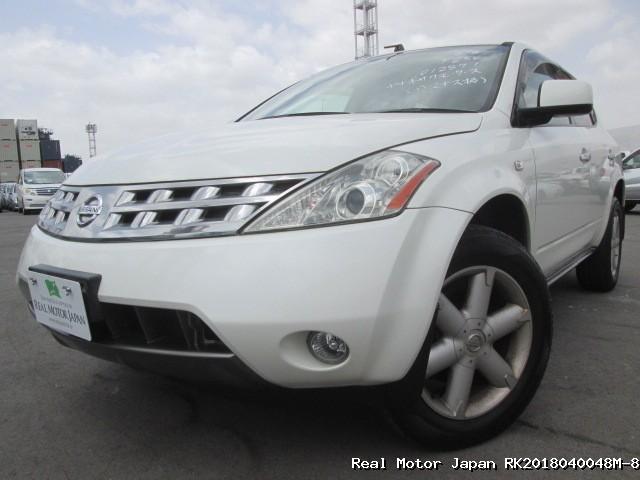 Nissan/MURANO/2008/RK2018040048M-8 / Japanese Used Cars | Real Motor ...