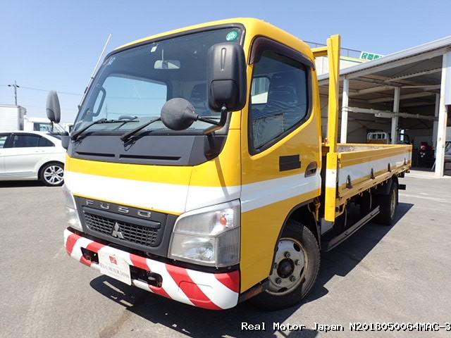 Mitsubishi/CANTER/2010/N2018050064MAC-3 / Japanese Used Cars