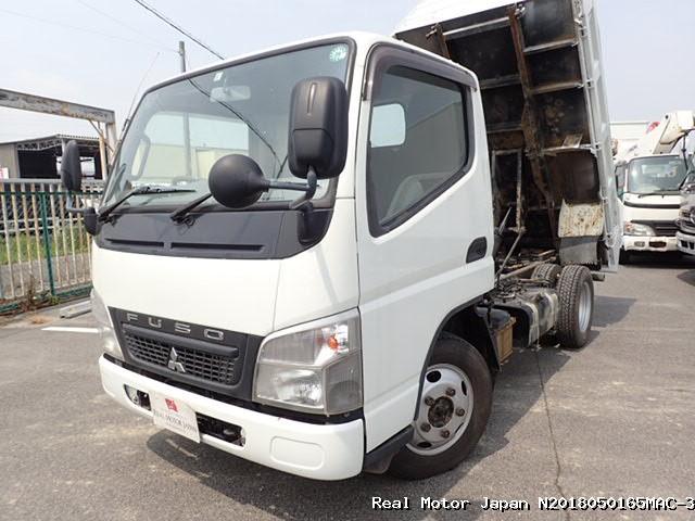 Mitsubishi/CANTER/2010/N2018050165MAC-3 / Japanese Used Cars