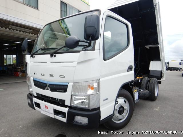 Mitsubishi/CANTER/2018/N2018060834MAC-3 / Japanese Used Cars