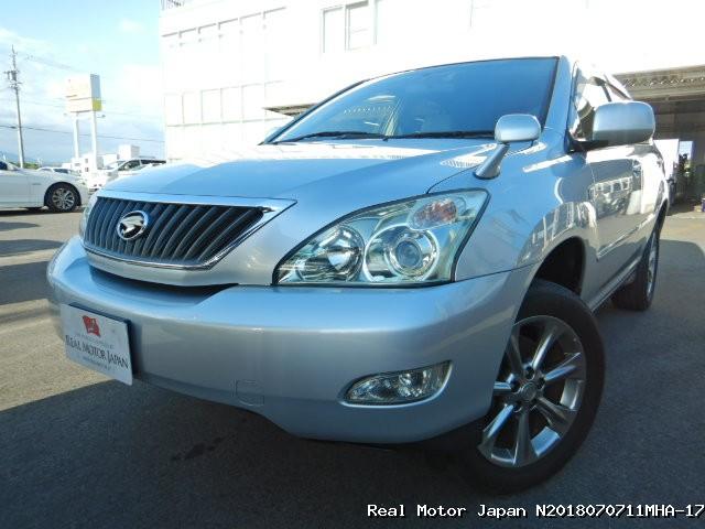 Toyota/HARRIER/2009/N2018070711MHA-17 / Japanese Used Cars   Real