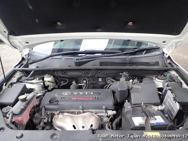 2007 toyota rav4 engine