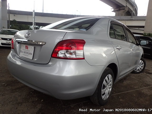 Toyota Belta 2010 N2018080602mha 17 Japanese Used Cars Real