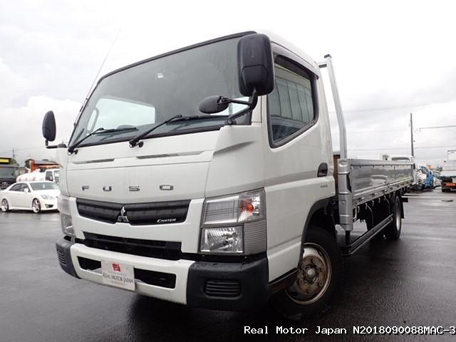 Mitsubishi/CANTER/2012/N2018090088MAC-3 / Japanese Used Cars