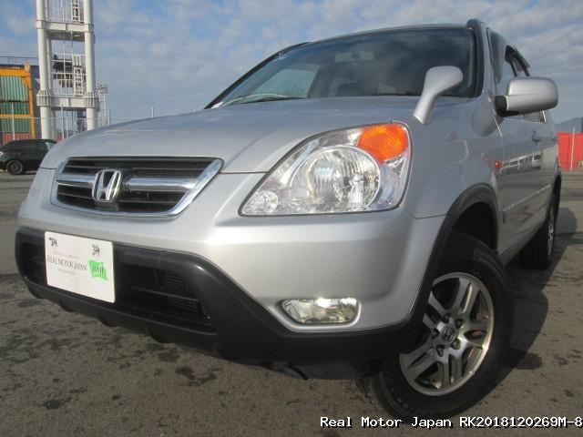 Honda Cr V 2001 Japanease Used Cars Stock Detail Real Motor Zambia