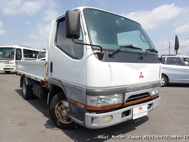 Mitsubishi/CANTER GUTS/1995 / Japanease Used Cars Stock Detail