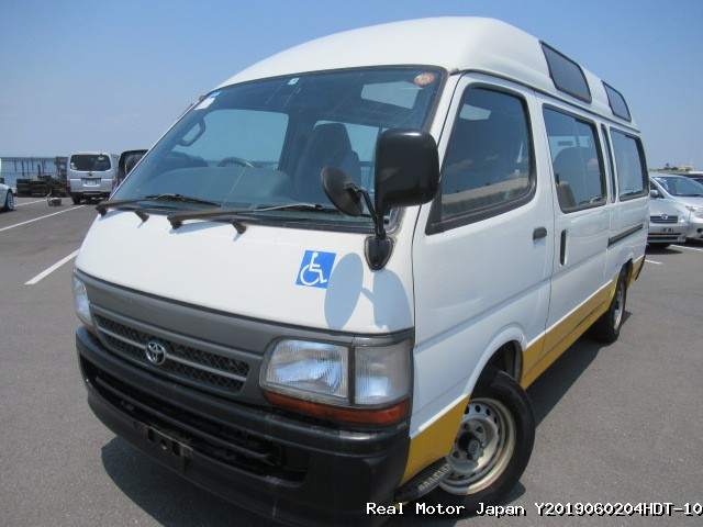 Toyota/HIACE/2000/Y2019060204HDT-10 / Japanese Used Cars