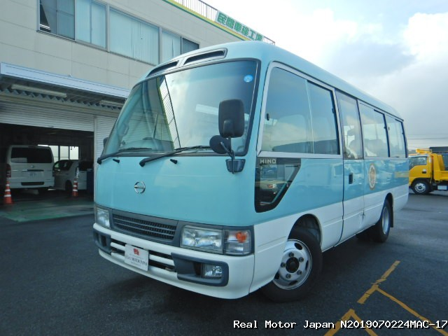 Hino/liesse/2003/N2019070224MAC-17 / Japanese Used Cars | Real Motor