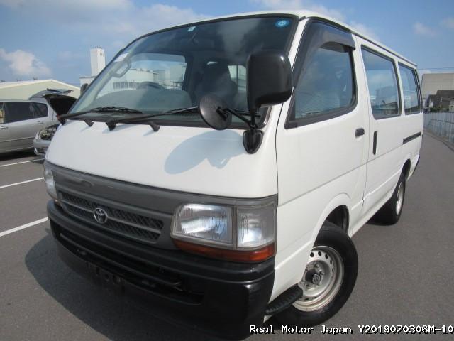 Toyota/HIACE VAN/2003/Y2019070306M-10 / Japanese Used Cars