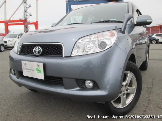 Toyota/RUSH/2008/RK2019070338M-17 / Japanese Used Cars