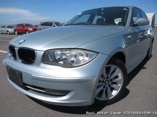 BMW/1 SERIES/2008/Y2019080105M-10 / Japanese Used Cars