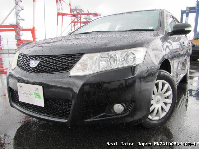 Toyota/ALLION/2008/RK2019080440M-17 / Japanese Used Cars