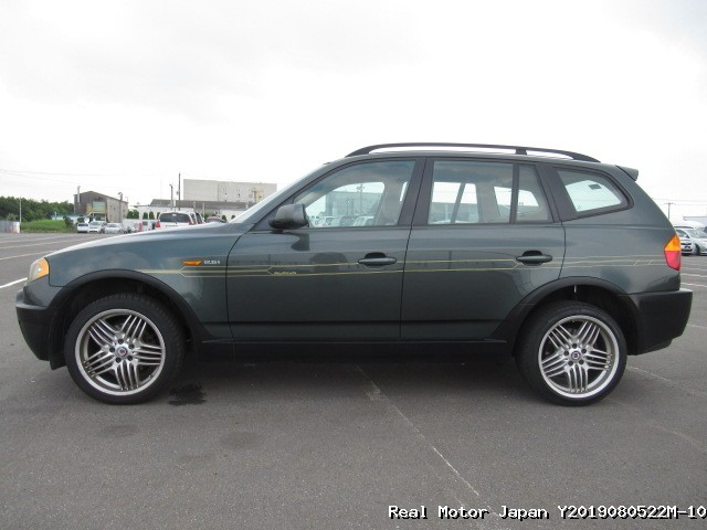 BMW/X3/2004/Y2019080522M-10 / Japanese Used Cars   Real