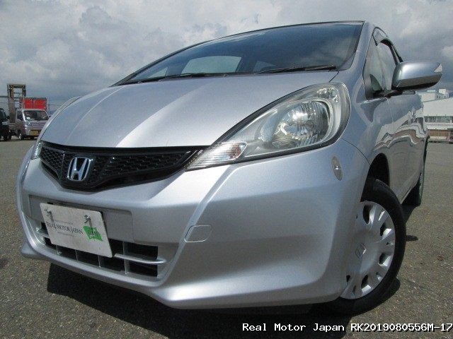 Honda/FIT/2011/RK2019080556M-17 / Japanese Used Cars | Real