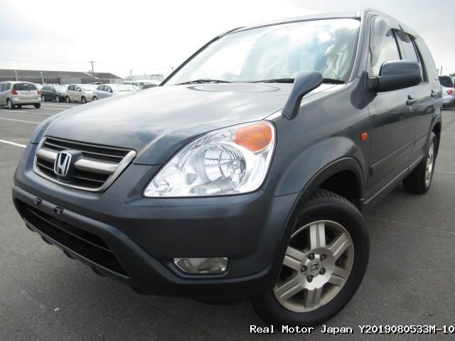 Honda/CR-V/2004/Y2019080533M-10 / Japanese Used Cars   Real